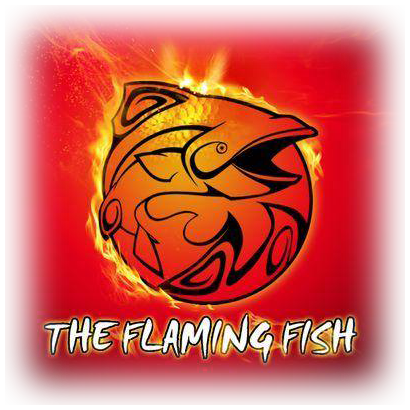 The Flaming Fish Food Truck
