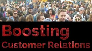 Boosting Customer Relations